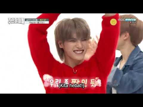 [Indo Sub] Weekly Idol NCT 127 Eps 378