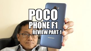 PocoPhone F1 Review Part 1 - First Look with PUBG Mobile | Singapore