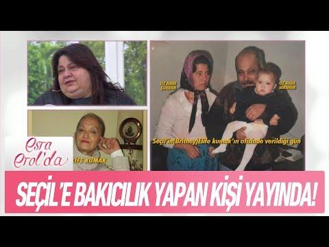 Seçil'e bakıcılık yapan Hülya Yıldırım canlı yayına bağlandı - Esra Erol'da 27 Aralık 2017