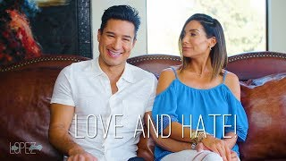 download lagu Courtney And Mario Lopez Talk Love And Hate gratis