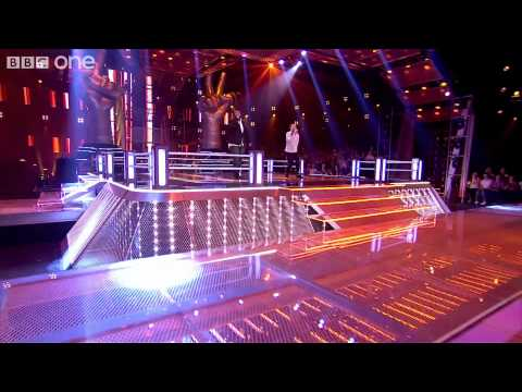 Jay Norton Vs Jaz Ellington 'I Heard It Through The Grape Vine' - The Voice UK - Battles 1 - BBC One