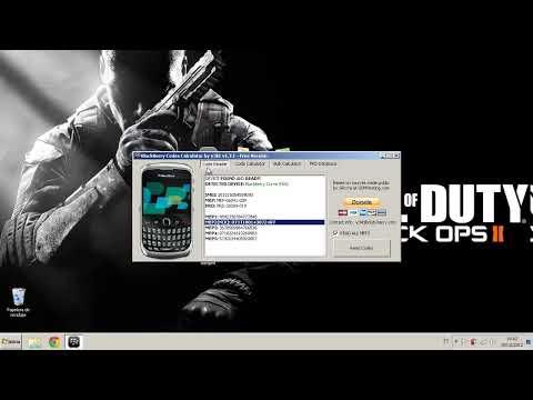 Libera tu Blackberry TOTALMENTE GRATIS en 3 minutos