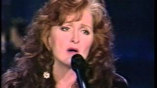 Bonnie Raitt I Can 39 T Make You Love Me Tonight Show 9 17 1991