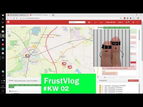 FrustVlog #KW02 - Kriminelle Technik