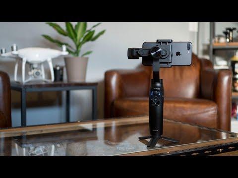 Le stabilisateur de smartphone PARFAIT : Moza Mini MI
