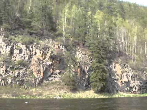 Анюй Майский сплав 2011