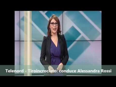 """Genova – Marco Melgrati intervistato alla trasmissione """" Tiroincrociato """" da Alessandra Rossi"""