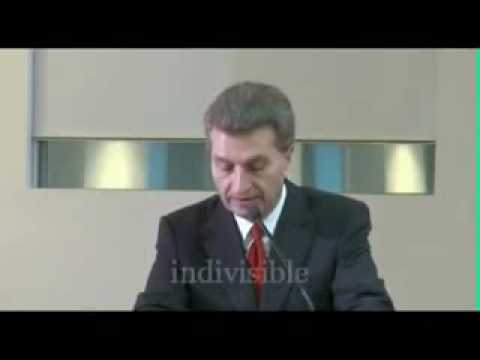 Oettinger Rede (englisch)- Oettinger Talking English.flv
