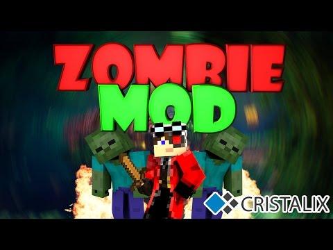 Cristalix: Zombie Mod часть 14 Первый раз Теросера :3