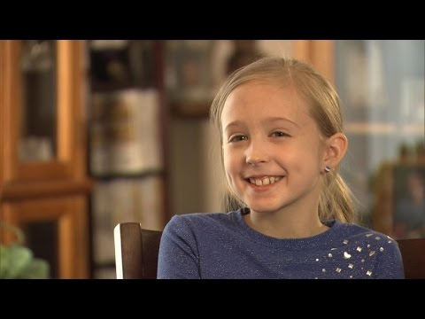 8-Year-Old Girl is Breast Cancer Free After Having Double Mastectomy thumbnail