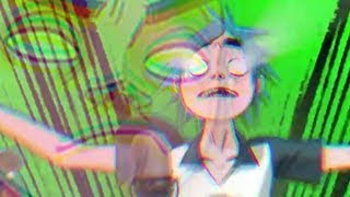 So This Is Tranz By Gorillaz