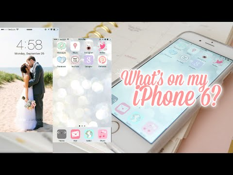 What's on my iPhone 6!? (CocoPPa + How I edit photos) | Charmaine Dulak