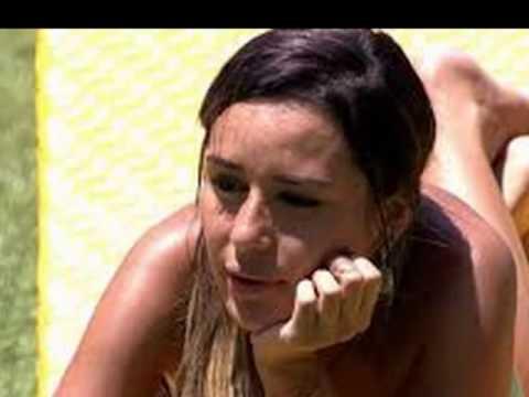 Leticia Santiago BBB14 - Jared Leto - Bad Romance