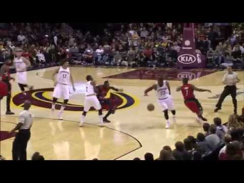 Mix of Lebron James 2014-2015 season highlights - I'm Coming Home
