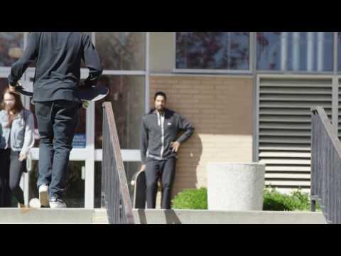 Carlos Ribeiro | Nollie Heel Crooked