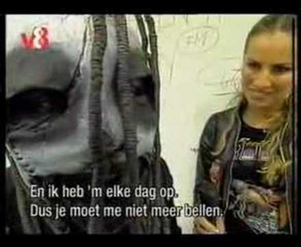 Slipknot - V8 interview