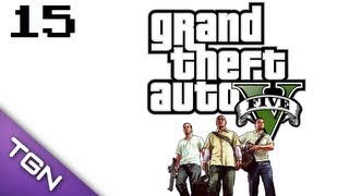 Grand Theft Auto V - PS3 [HD] #15 Die Crew ♣ Let's Play GTA V | GTA 5 ♣