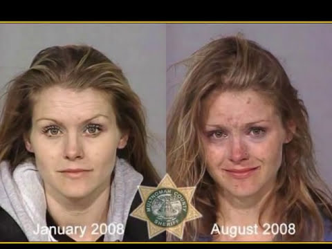 Drogas e seus efeitos -  Uma triste realidade...