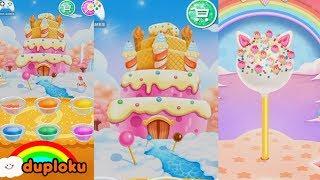 Game Masak Masakan Cakepop maker - Duploku