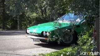 Lamborghini Jarama in Finland