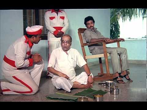 Mella Thiranthathu Kathavu - Mohan's Father Tries To Convinces Mohan video