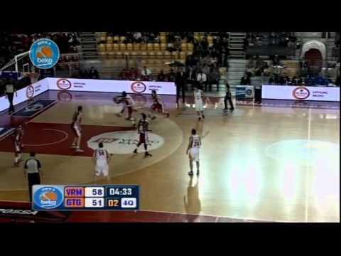 [Highlights] Acea Virtus Roma - Giorgio Tesi Group Pistoia