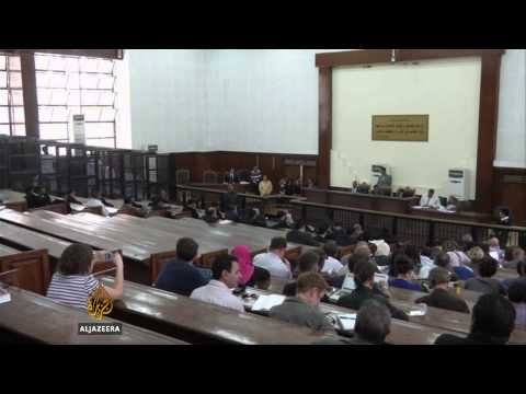Jailed Al Jazeera staff to be released pending Cairo retrial