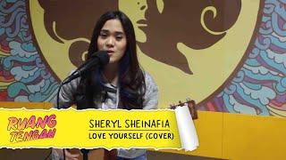 Sheryl Sheinafia - Love Yourself (JUSTIN BIEBER COVER LIVE) At Ruang Tengah Prambors