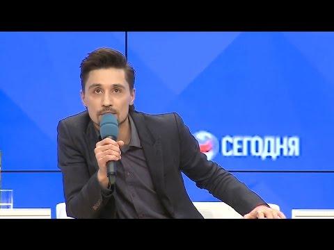 Творческая встреча с создателями фильма  Герой - пресс центр МИА Россия сегодня