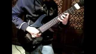 Watch Meshuggah Ritual video