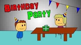 Brewstew - Birthday Party