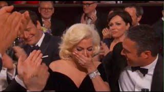Lady Gaga: Golden Globes 2016