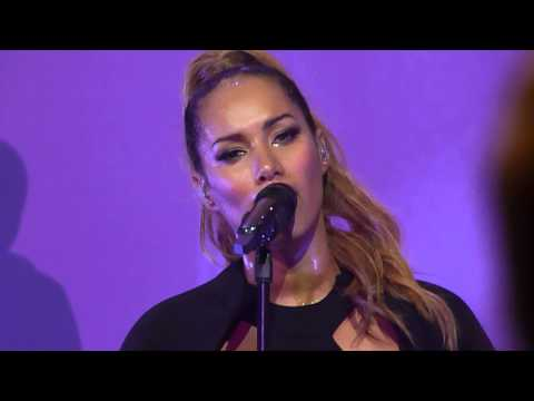 Leona Lewis &#039;Run live Nottingham Royal Concert Hall 30.04.13..HD