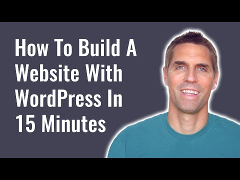 How To Create A Website - Make A Website In 15 Minutes - Incredible!