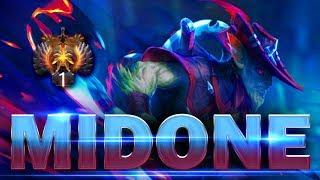 Top 1 MidOne Bounty Hunter 7.21b Dota 2 Pro Highlights