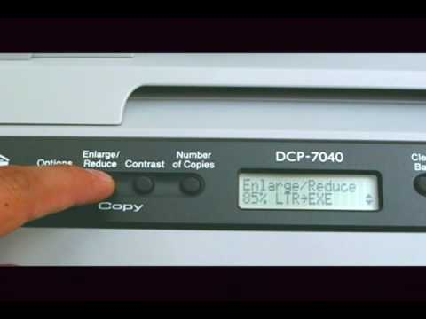Brother DCP7040