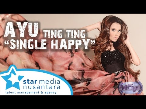 Ayu Ting Ting - Single Happy (DAHSYAT 24 Oktober 2013)
