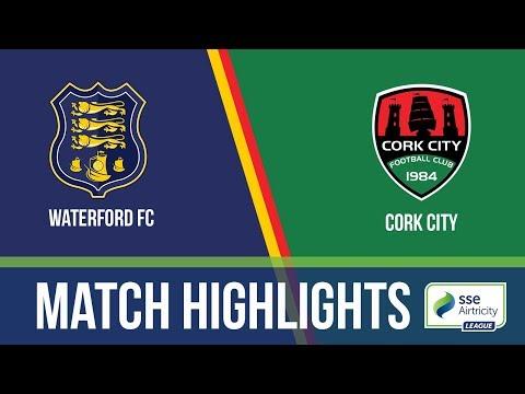 GW29: Waterford 1-2 Cork City