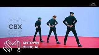 EXO CBX Hey Mama Music Video Teaser