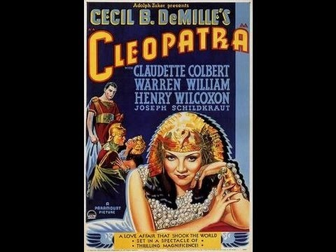 Cleopatra (1934) - Best Picture Review