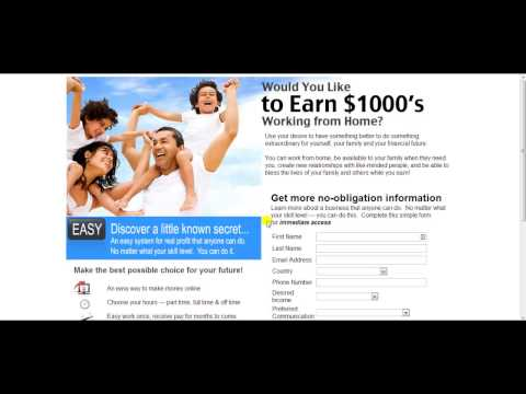 Build My Income Daily.com Earn Unlimited Instant $20 &amp  $100 Payments