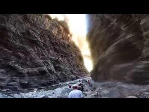 GoPro 3+ Samaria Gorge (To Φαραγγι της Σαμαριας) Azamara Journey Crew