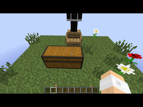 Chess Chest! Play Chess in Minecraft!