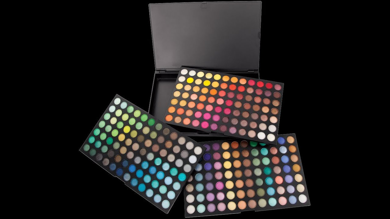coastal scents 252 ultimate palette tutorial youtube