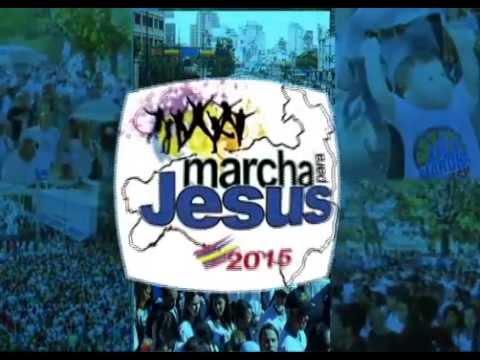 Marcha para Jesús (Loja-Ecuador) 2015