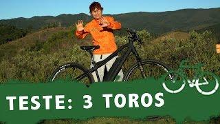 TESTE: 3 Toros, bike elétrica que atinge até 45km/h