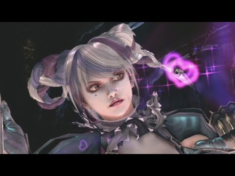 Soulcalibur V - X360 / PS3 - Transcend your Soul (Gamescom 2011 trailer)