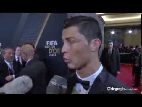Ballon d'Or: I cannot expect a better night than this one, says Cristiano Ronaldo