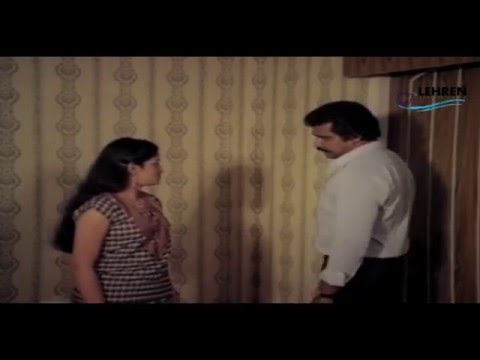 Couple Romancing | Janma Sathru | Malayalam Film video