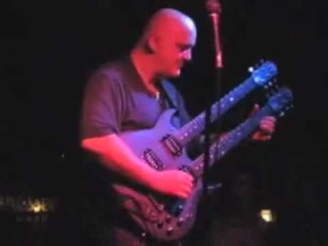 Solo Guitar Artist Frank Gambale demonstrates his